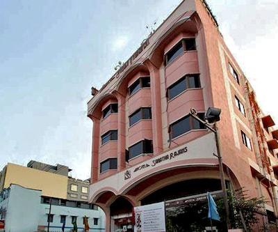Hotel Saratha Rajans,Madurai