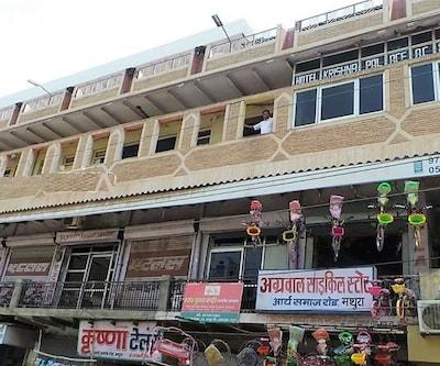 Hotel Krishna Palace,Mathura