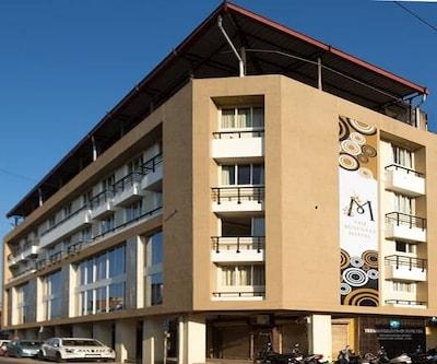M Hotel,Goa