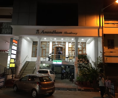 Anandham Residency,Pondicherry