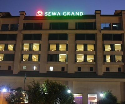 Hotel Sewa Grand,New Delhi