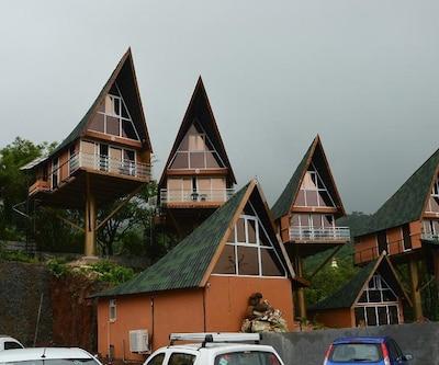 Rumourss Sky Villa & Resort, Near Bhushi Dam,