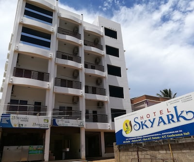 Hotel Skyark,Kanyakumari
