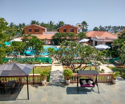 RKN Beach Resort,Pondicherry