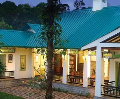 Anavilasam Luxury Plantation House,Thekkady