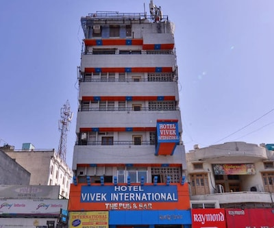 Hotel Vivek International,Jalandhar