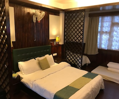The Nettle and Fern Hotel,Gangtok