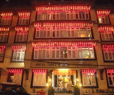 Hotel Tibet,Gangtok