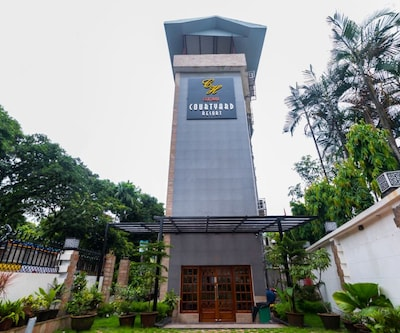 Central Courtyard Boutique Resort,Siliguri