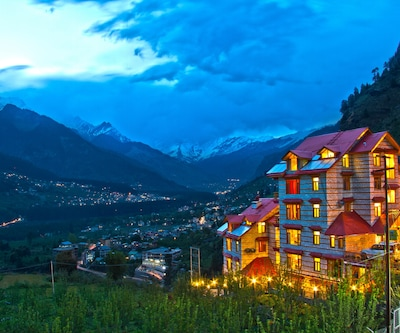 Foghills Cottages,Manali