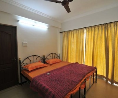 1 & 2 Bedroom Apartments- Baga,Goa
