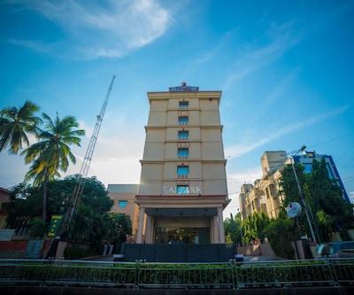 Raj Park (US Consulate),Chennai