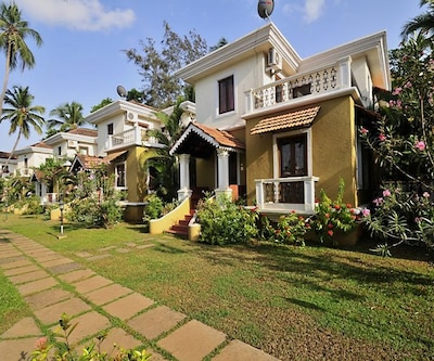 3 Bedroom  Villa -Guirim,Goa