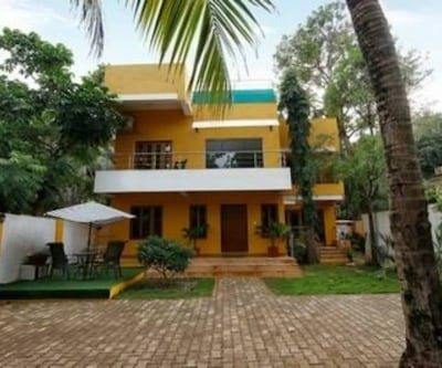 5 Bedroom Luxury Villa-Baga,Goa