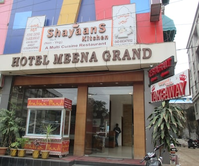 Hotel Meena Grand,Hyderabad