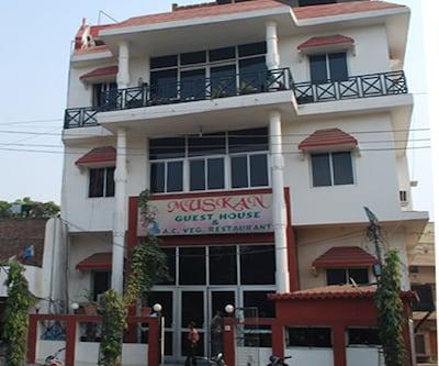Muskan Hotel &Guest House,Gurgaon