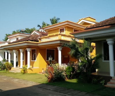 Saudedes Residential Resort,Goa