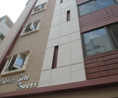 Golden Gate Service Apartments,Hyderabad