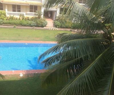 Fatima Service Apartment-Calangute,Goa