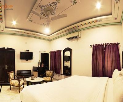 Bonfire  Heritage Fatehsagar,Udaipur