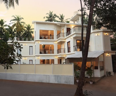 Bay Luxe Residency,Goa