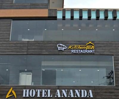 Hotel Ananda,Dehradun