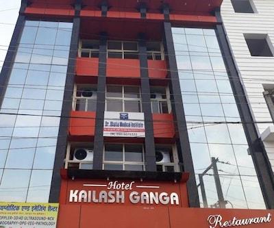 Hotel Kailash Ganga,Rishikesh