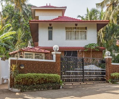 4-BR villa with a private pool,Goa