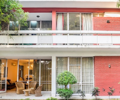 BnB room for 3 in Hauz Khas