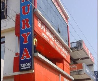 Hotel Shaurya,Rishikesh