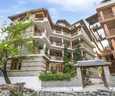 Well-appointed boutique stay, close to Van Vihar,Manali