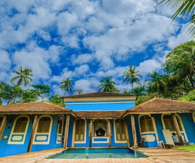 Housr Luxury Portuguese Villa,Goa