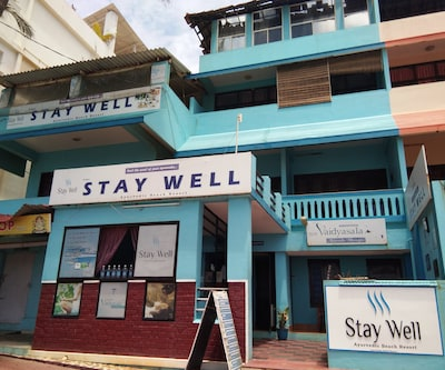 Stay Well,Kovalam