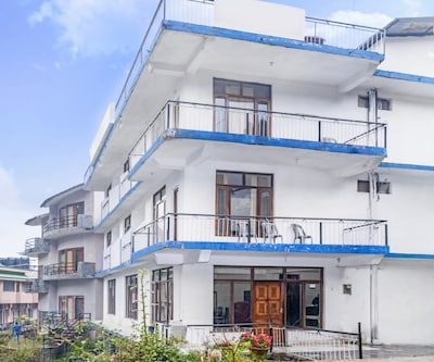 Boutique room with a scenic view, ideal for a hilly getaway,Dharamshala