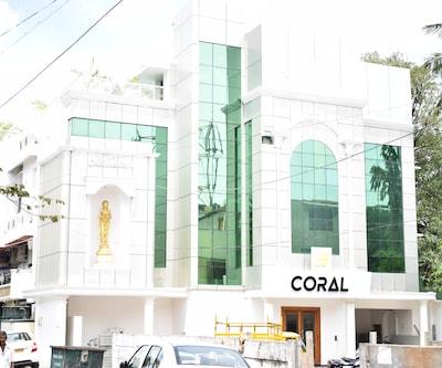 Hotel�B�Coral,Pondicherry