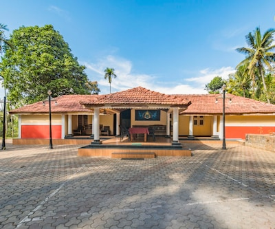 Tropical hideaway for three, ideal for solitude seekers,Wayanad