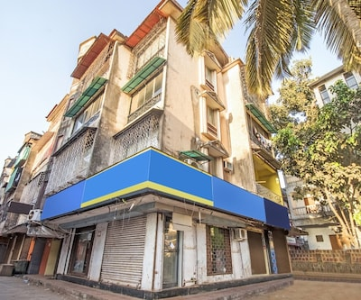 Capacious 2-bedroom apartment close to Calangute Beach