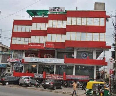 Hotel Delux Inn,Agra