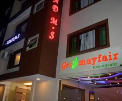 Hotel Grand MS,Srinagar