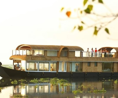 In My Place Houseboat,Alleppey