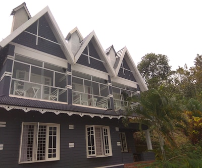 White Window Cottage,Munnar