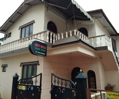 Ooty Villa Homestay,Ooty