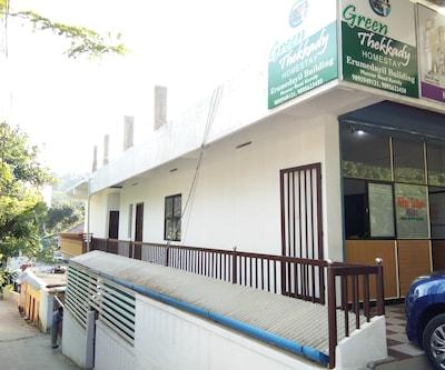 Green Thekkady Homestay,Thekkady