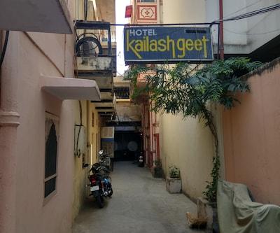 Hotel Kailash Geet,Jaipur