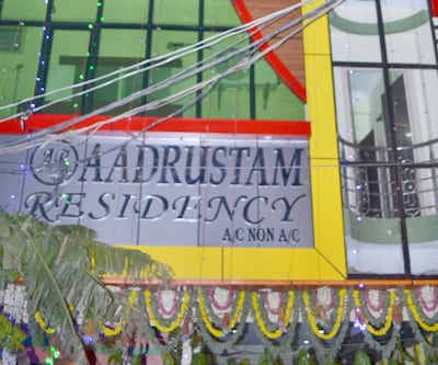 Your Stay Aadrustam Residency,Tirupati