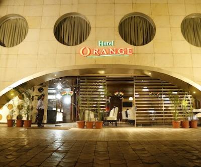 Hotel Orange,Agra