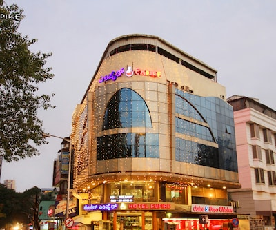 Hotel Empire International (Church Street),Bangalore