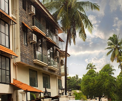 La Sella Resort By Ashoka- Goa