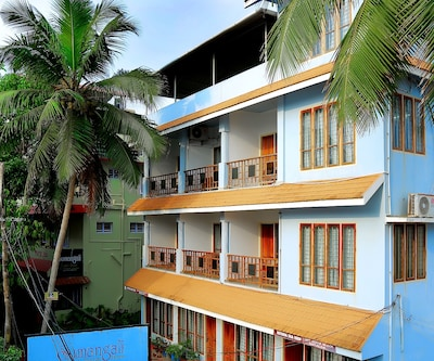 Sumangali Beach Hotel,Kovalam