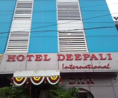 Hotel Deepali International,Bhubaneshwar